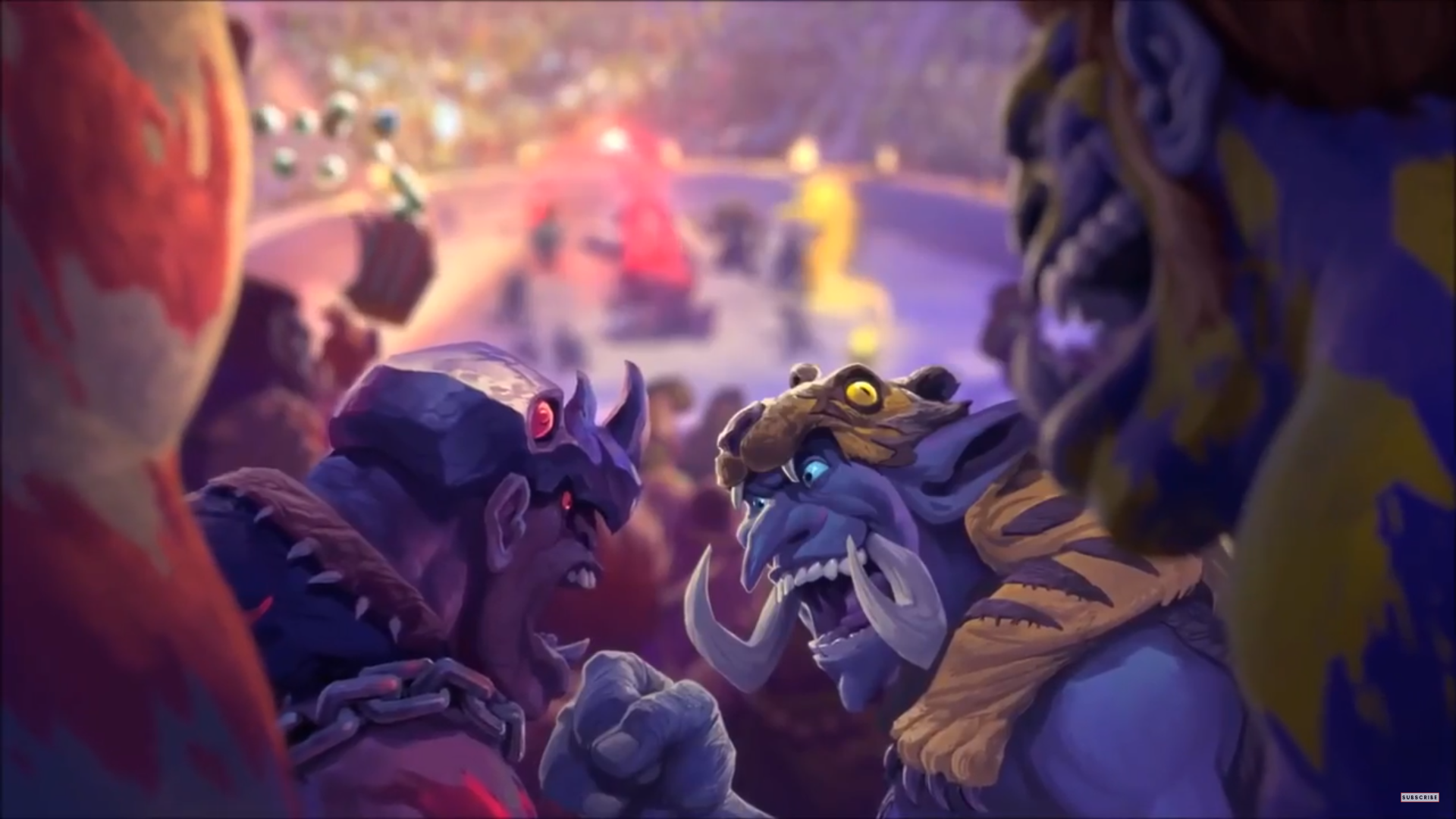 Bog Slosher is the latest Hearthstone card revealed from Rastakhan's Rumble