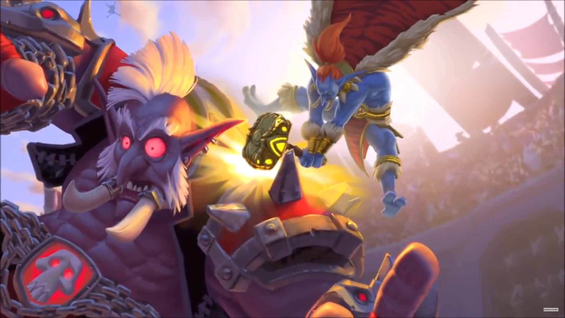36 new cards revealed in Hearthstone's final Livestream