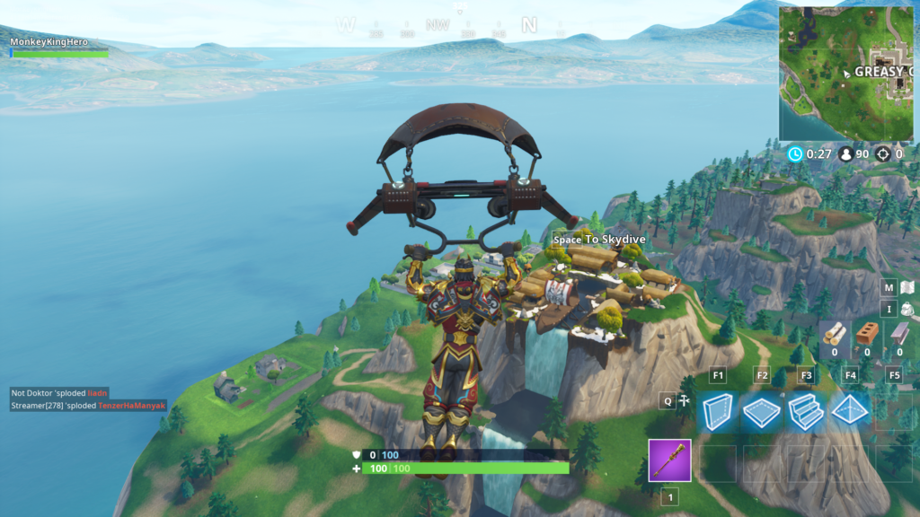 Where Is The Crashed Battle Bus In Fortnite Where To Find The Viking Ship Camel And Crashed Battle Bus In Fortnite Dot Esports