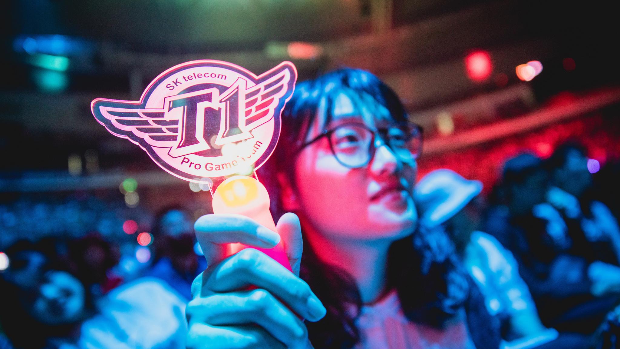 SKT unveils sponsorship deal with Riot Games Korea