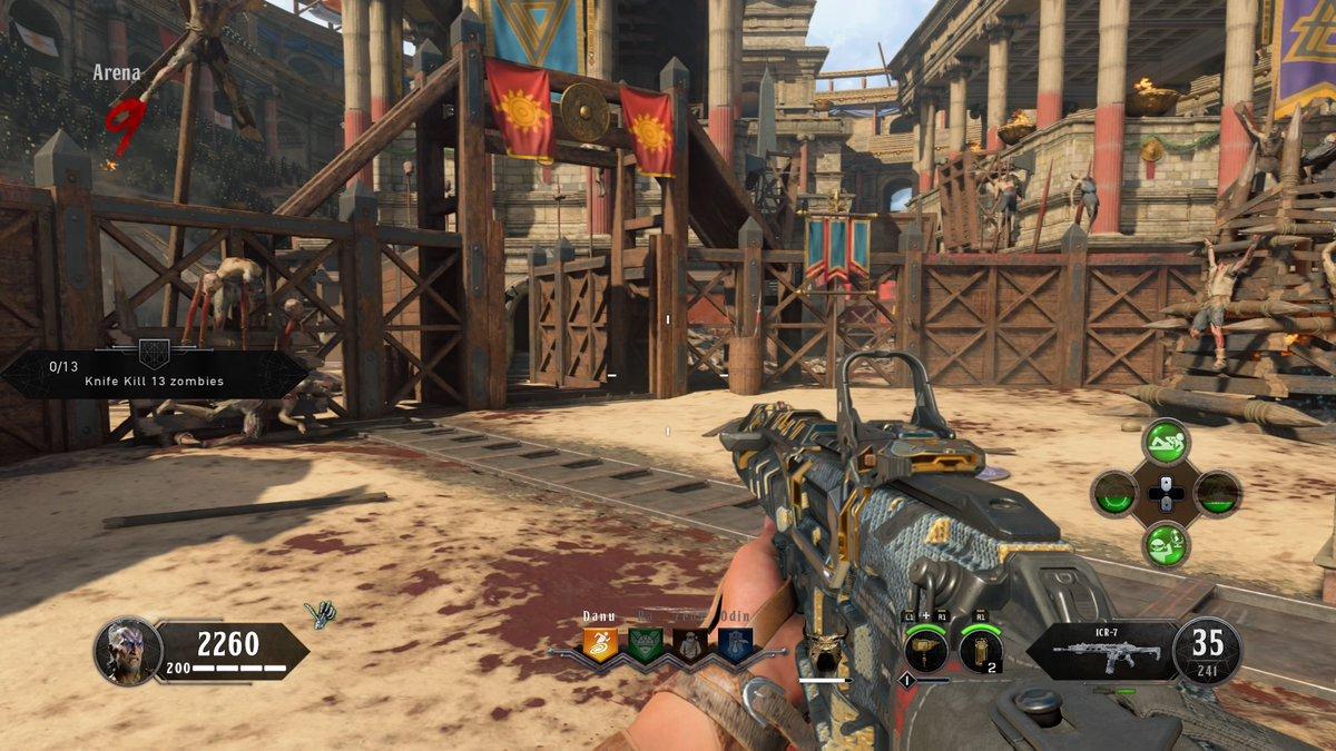 call of duty black ops zombies guns