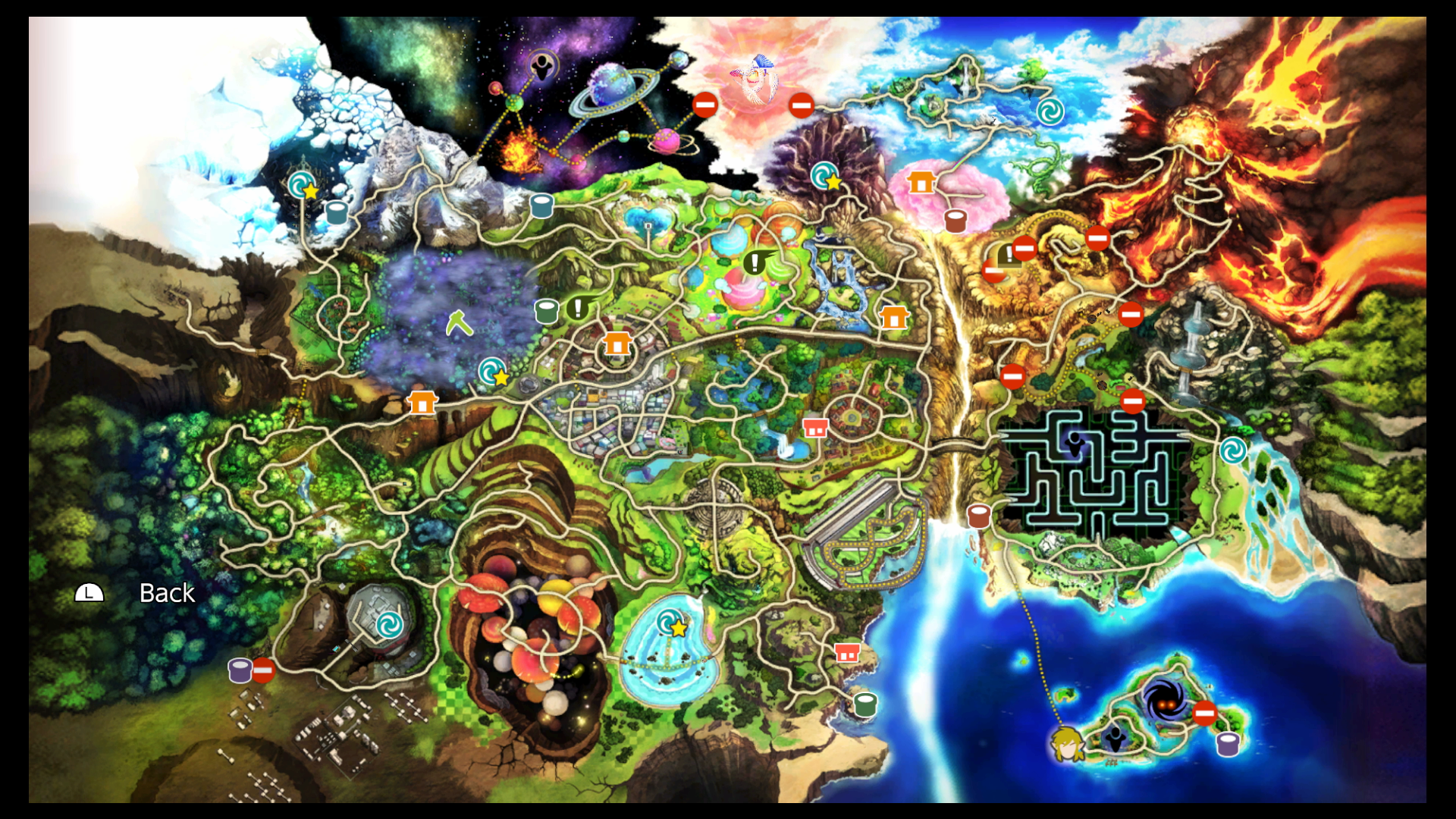 Where To Find All Of The Characters In Super Smash Bros