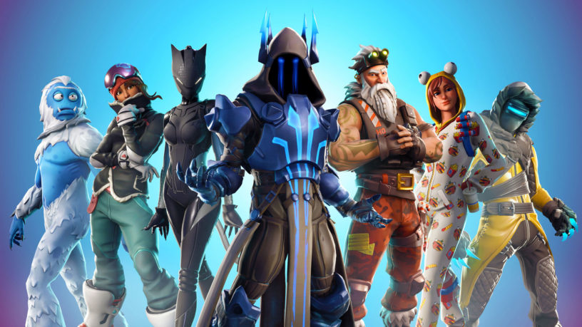 Fortnite 7 10 Leaked Skins Reveal Winter Themed Raven Love Ranger And Knight Outfits Dot Esports