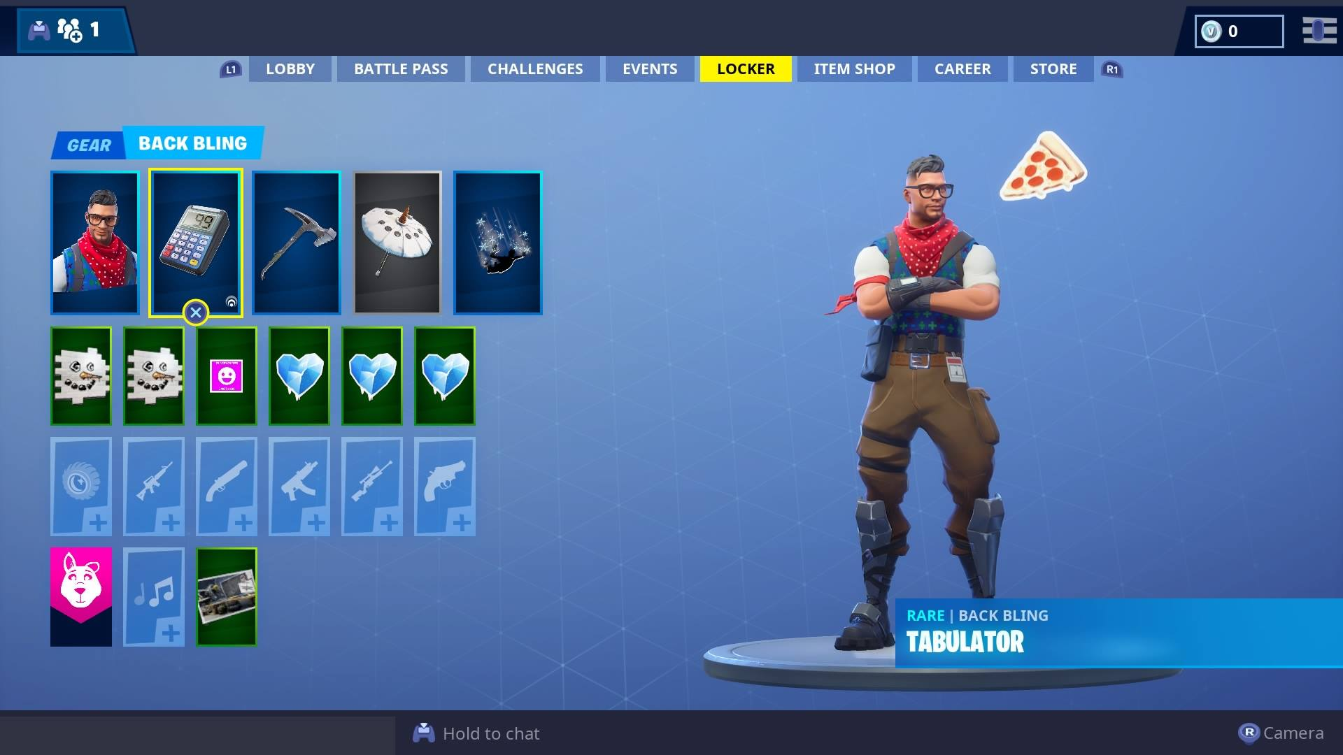 Free Back Bling In Fortnite Playstation Plus Players Can Get A Free Skin Back Bling And Emoticon With The New Fortnite Celebration Pack Dot Esports