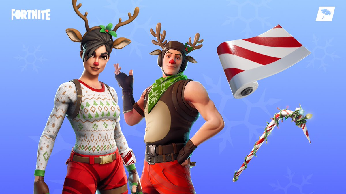 Fortnite Gets Red Nosed Ranger And Candy Cane Wrap As New Christmas Cosmetics Dot Esports 12.07.2020 · fortnite christmas 2020 skins. fortnite gets red nosed ranger and