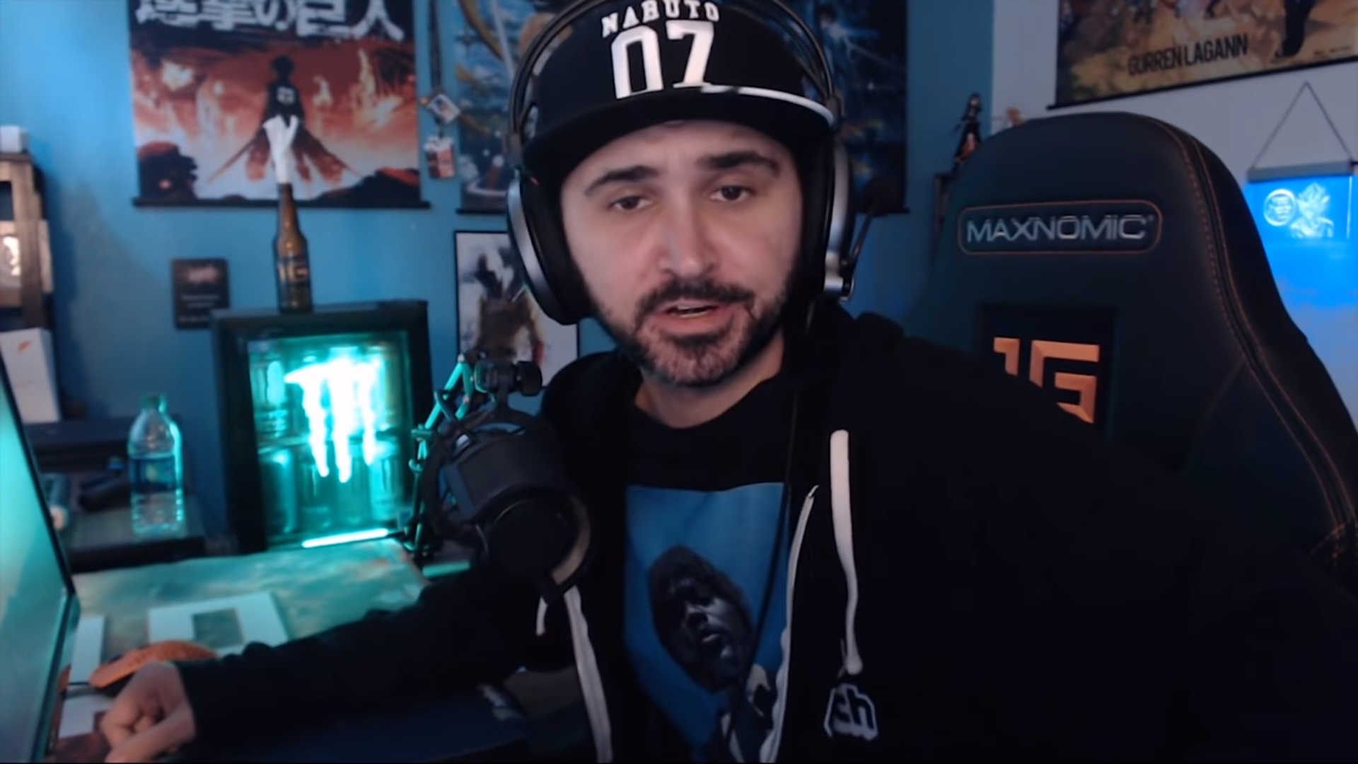 Summit1g says the Krieg needs to be nerfed in CS:GO