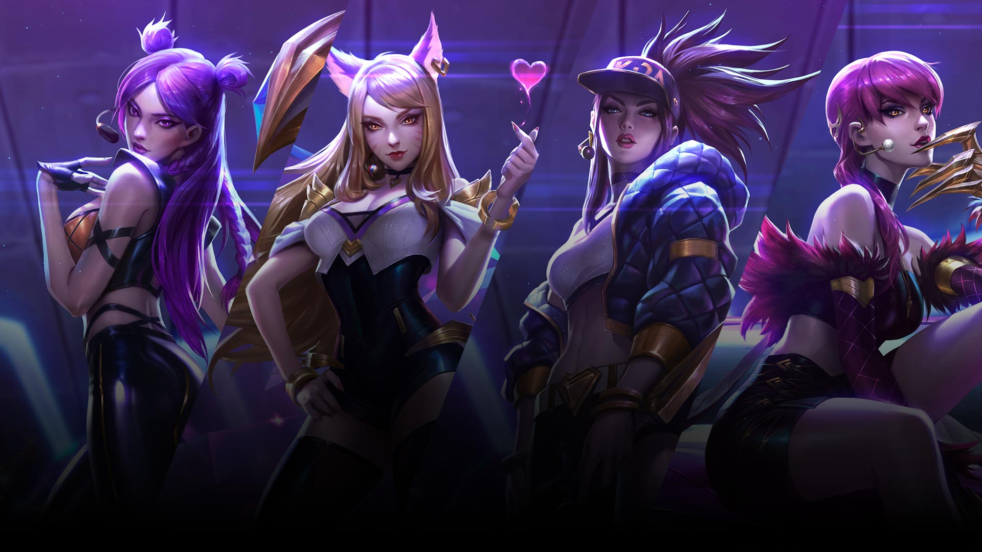 Riot Confirms That Prestige K Da Ahri And Evelynn Are On The Way