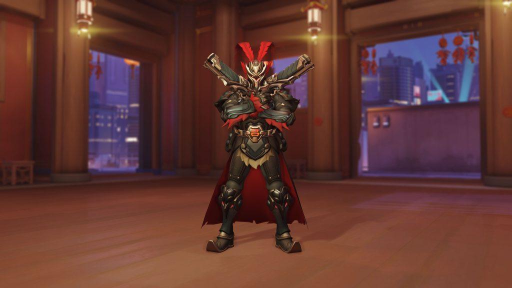 Lü Bü Reaper