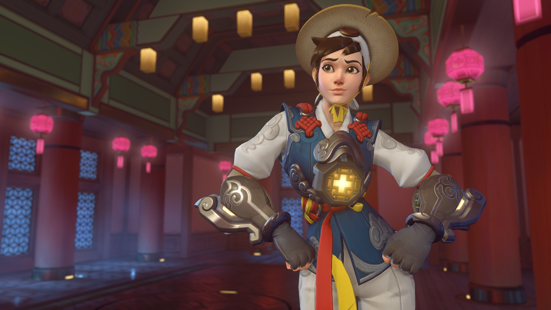 Here are all the 2019 Lunar New Year Overwatch skins