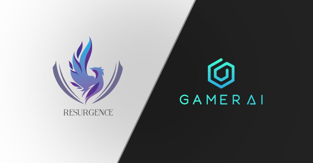 Top Singaporean esports org Resurgence to test GAMURS' advanced AI software