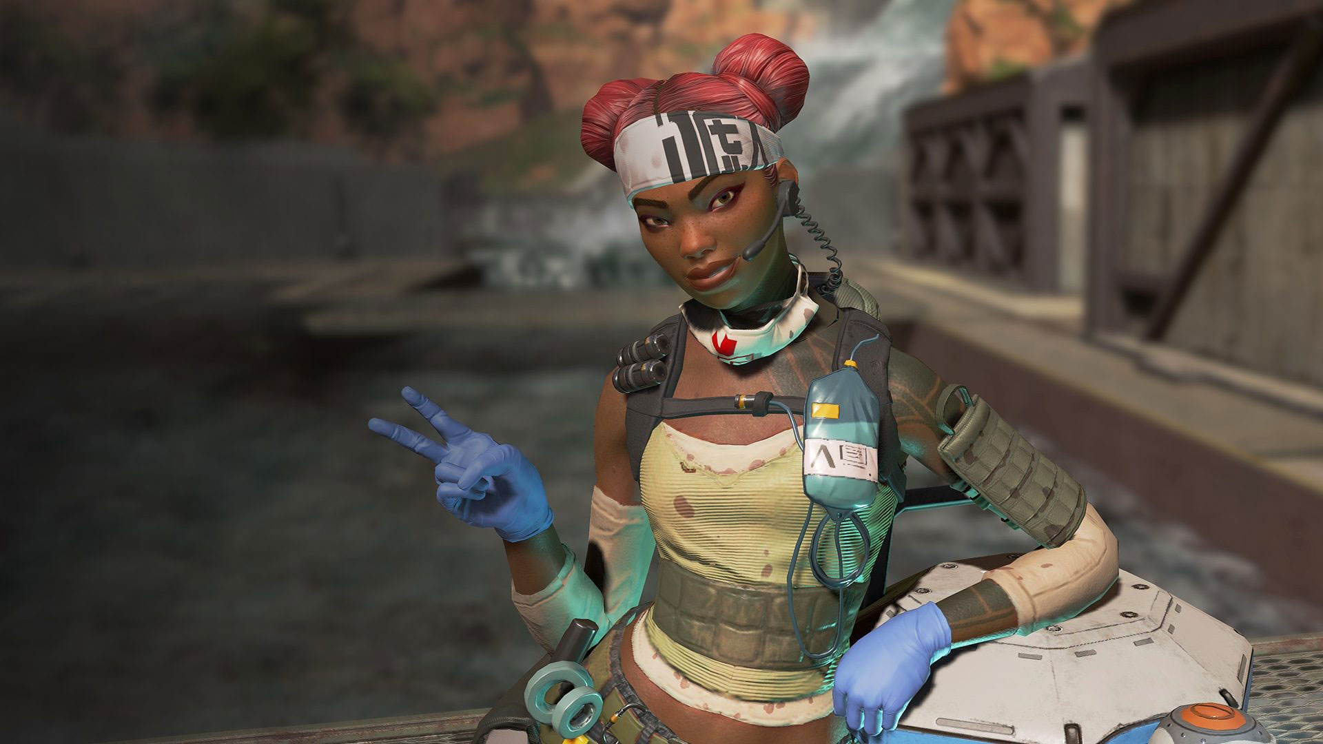 Twitch streamer banned after applying blackface on stream for Lifeline cosplay