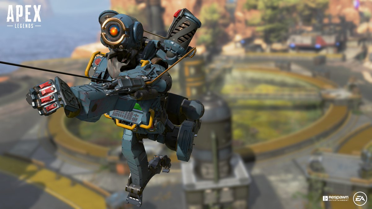 Apex Legends players can now purchase the Pathfinder Edition