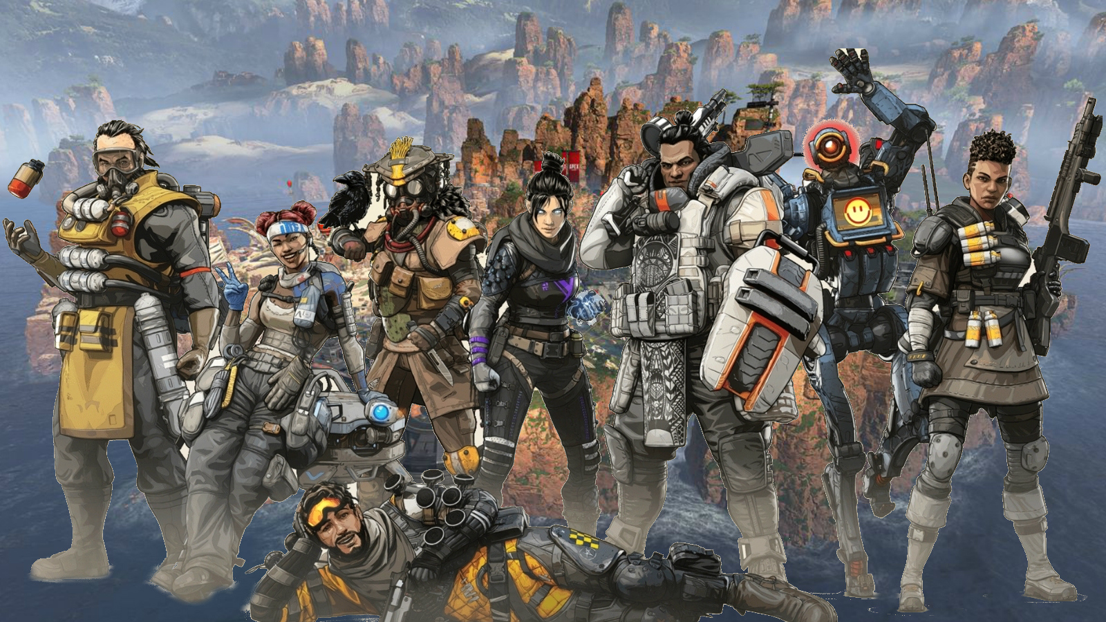 Apex Legends hitbox sizes and changes