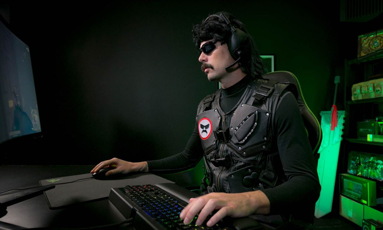 Everything you need to know about Dr Disrespect