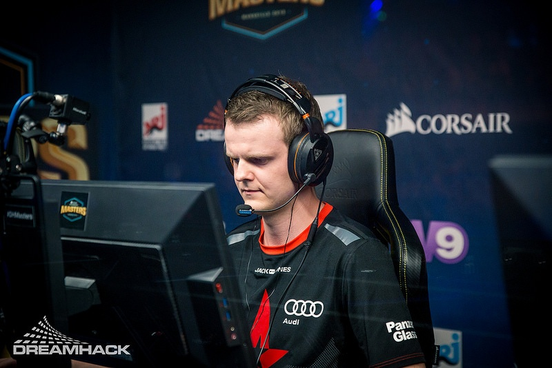 Xyp9x reportedly leaving Astralis for an indefinite period