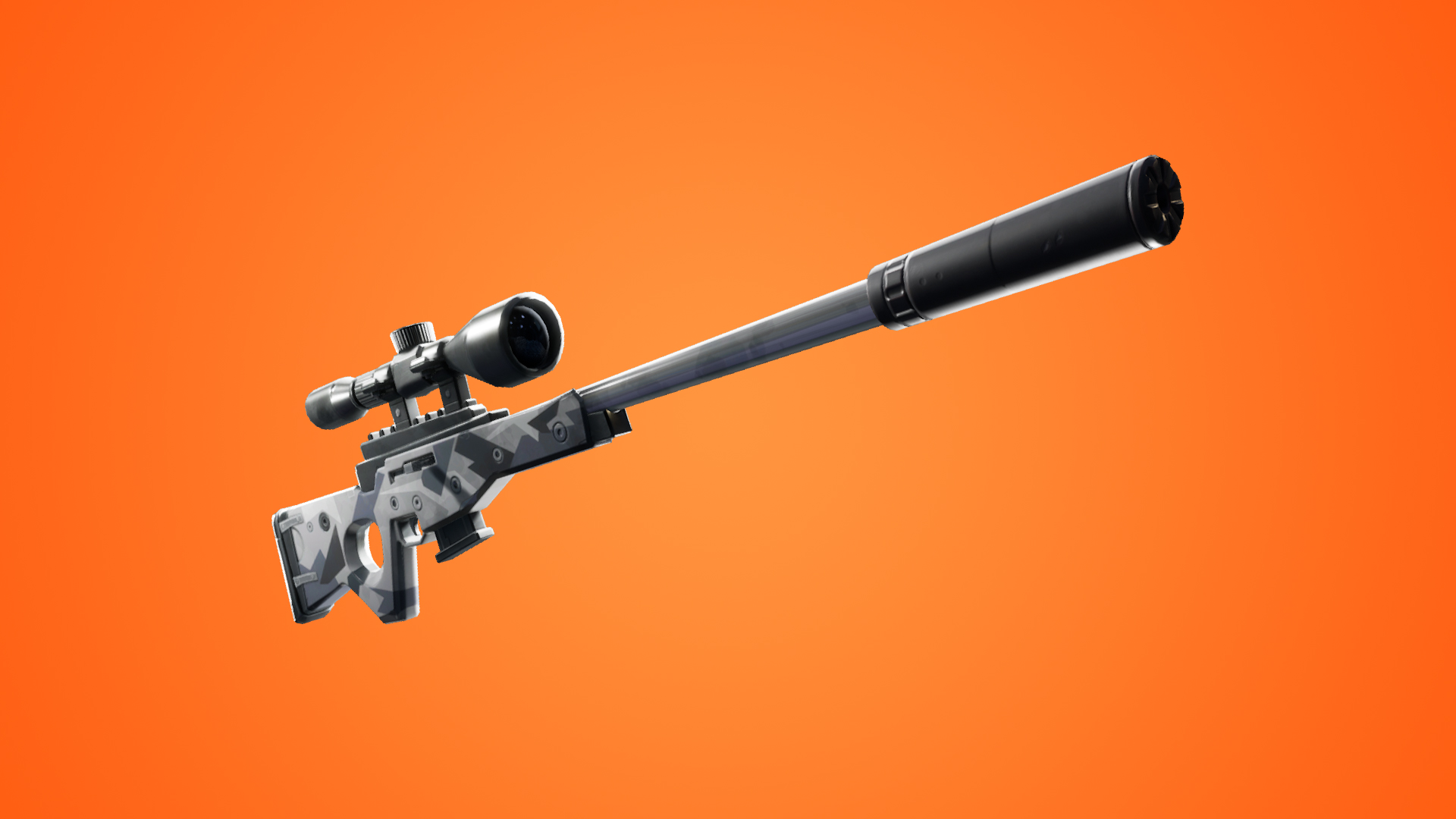 Fortnite S Bolt Action Sniper Rifle Is Back In V9 40 Replacing Its Suppressed Version Dot Esports