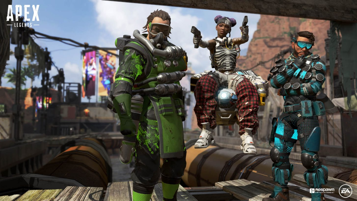 The best character skins in Apex Legends