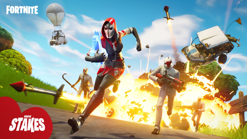 Epic Games adds an in-game feedback survey