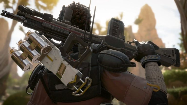 Wraith and Bangalore fight over her pilot knife in latest Apex Legends lore drop