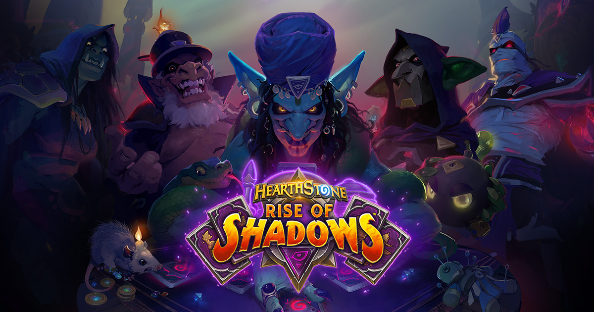 Keeper Stalladris is Hearthstone's Rise of Shadows newest legendary card