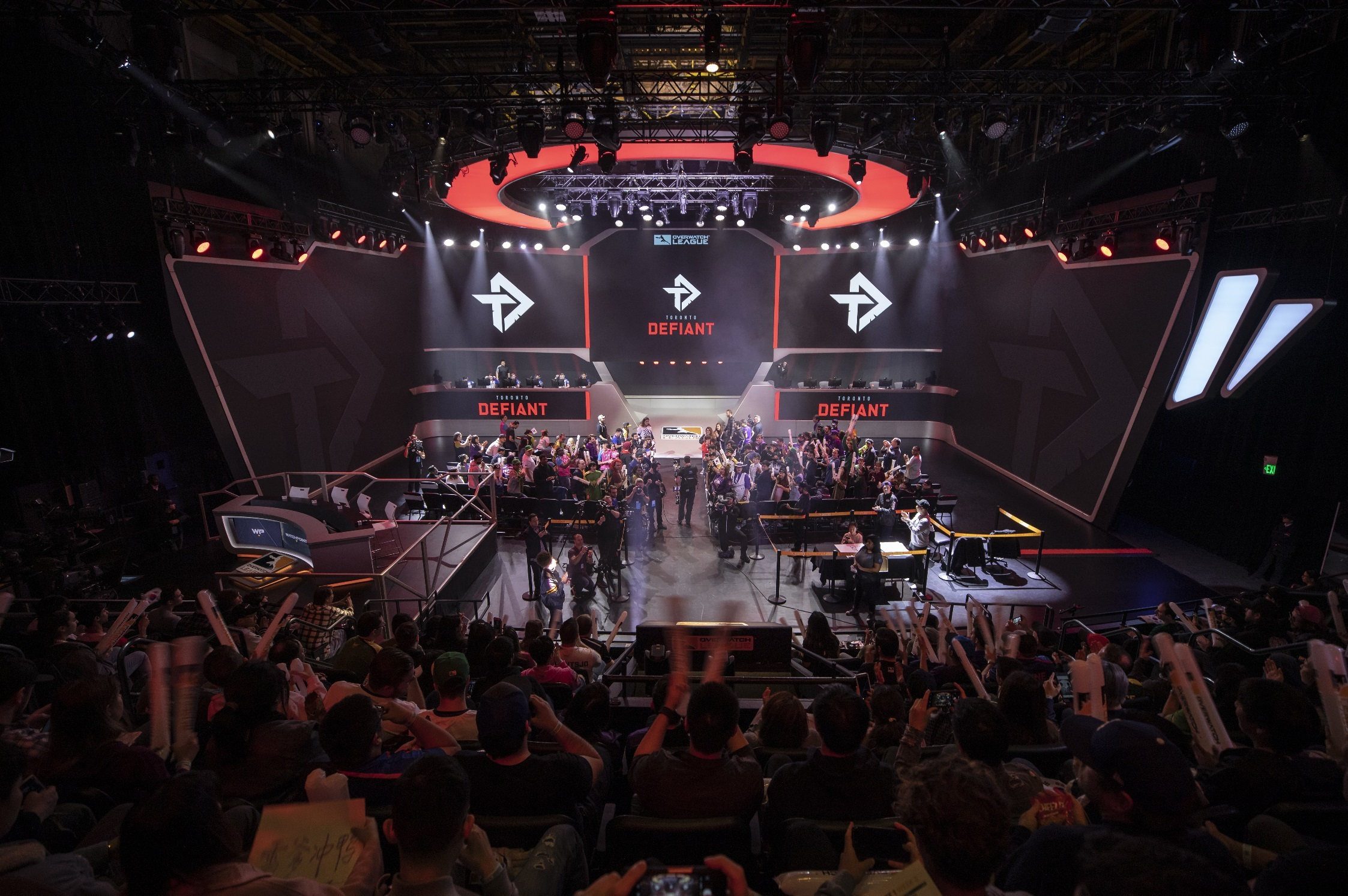 Toronto Defiant, Toronto Ultra parent company lays off multiple employees