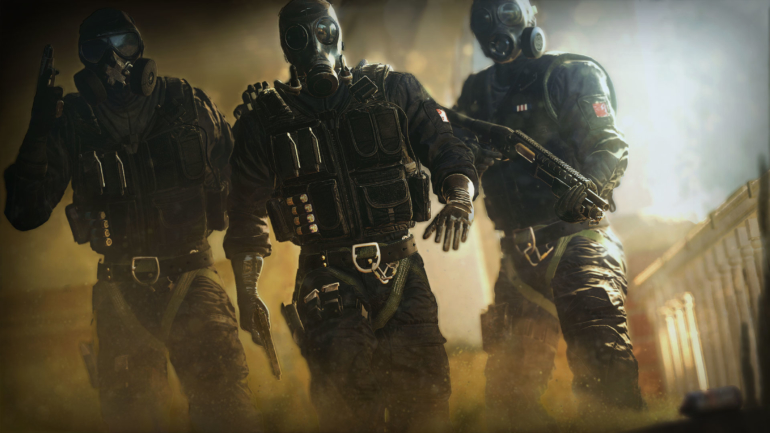 Rainbow Six Siege breaks Steam record 4 years after launch