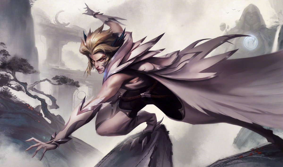 Invictus Gaming's League of Legends World Champion skins are hitting the PBE