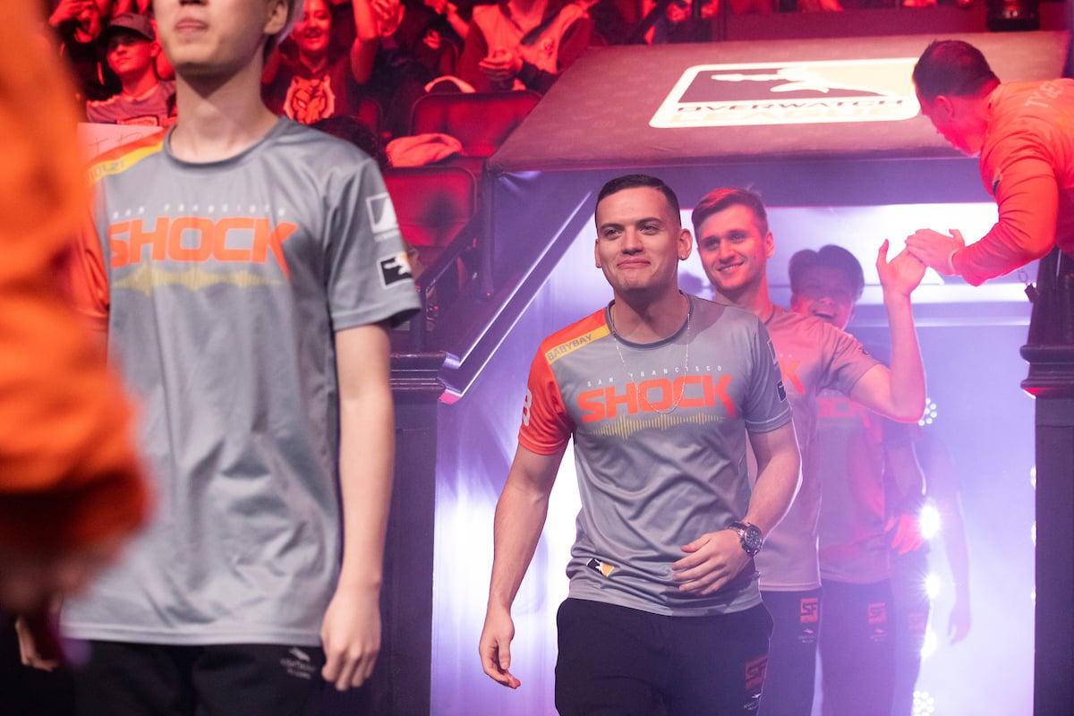 San Francisco Shock trade Babybay to Atlanta Reign | Dot Esports