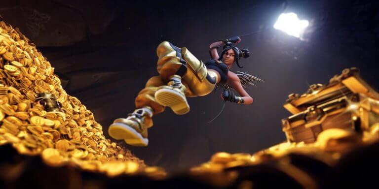 How To Unlock Fortnite Week 7 Skin Fortnite S Season 8 Week 7 Secret Battle Star Location Dot Esports