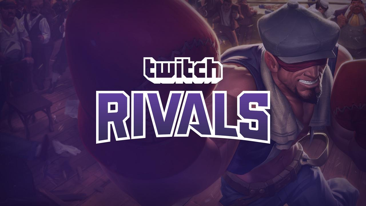 Twitch Rivals National teams