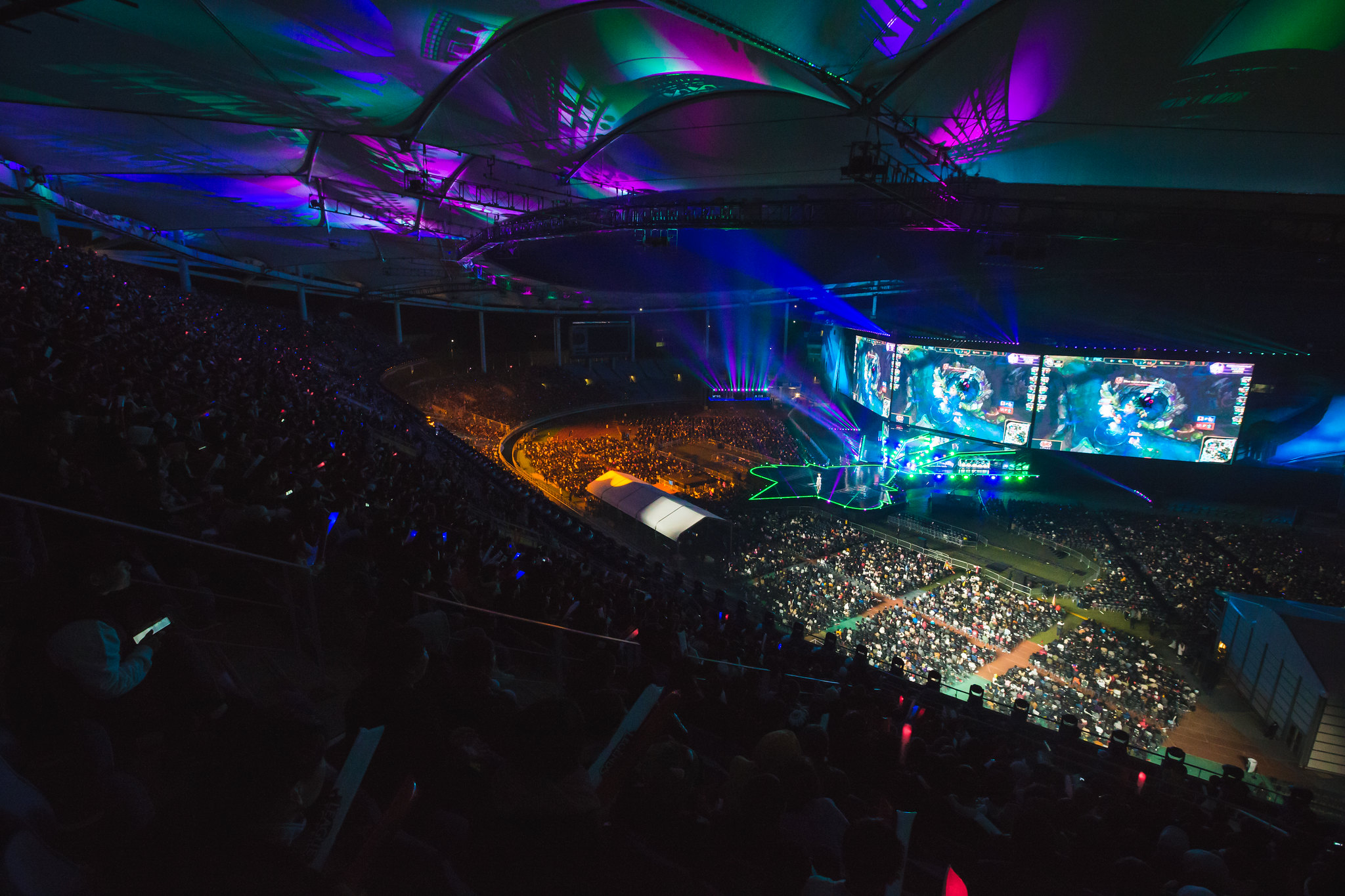 Study shows esports close to surpassing Super Bowl in viewership numbers