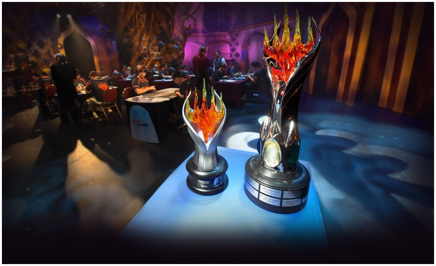 Magic the Gathering Mythic Championship titles