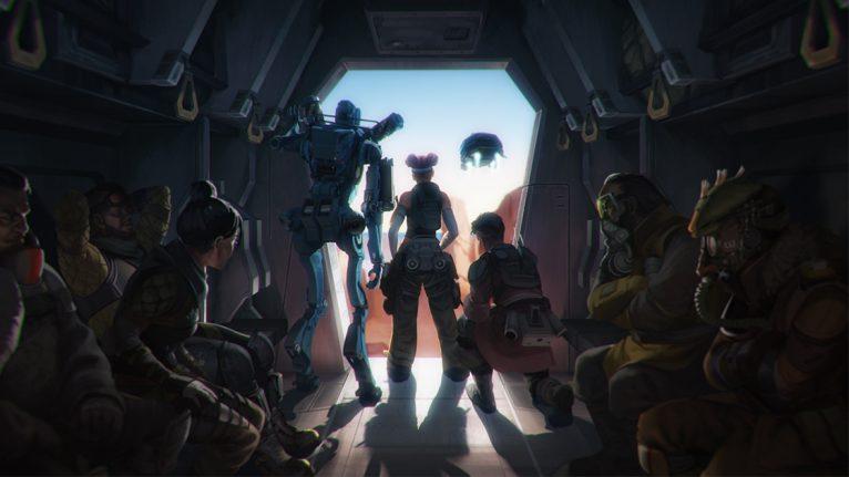 Respawn talks Apex Legends