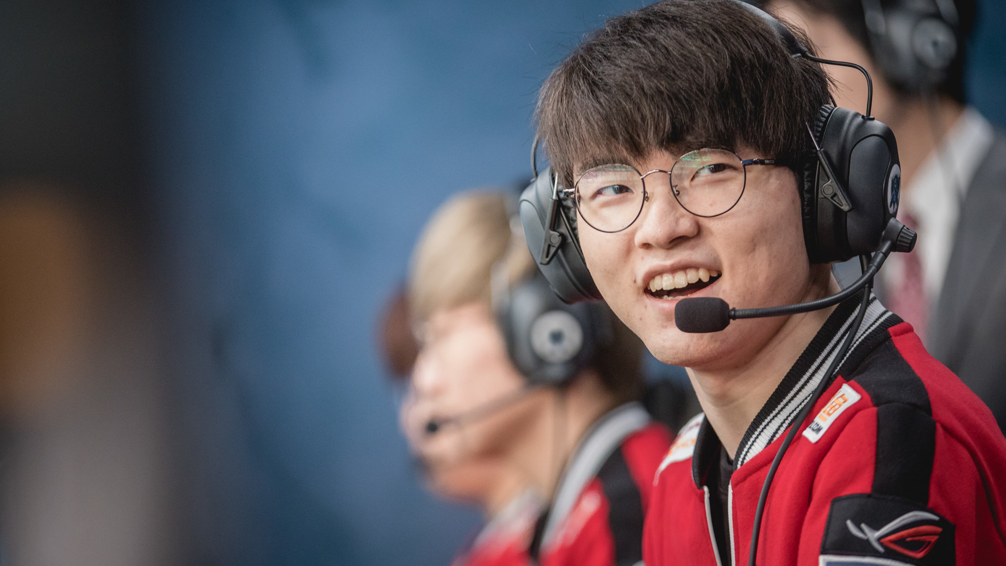 Faker's top five played champs