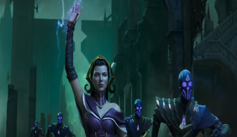 Liliana, Dreadhorde General MTG Arena War of the Spark