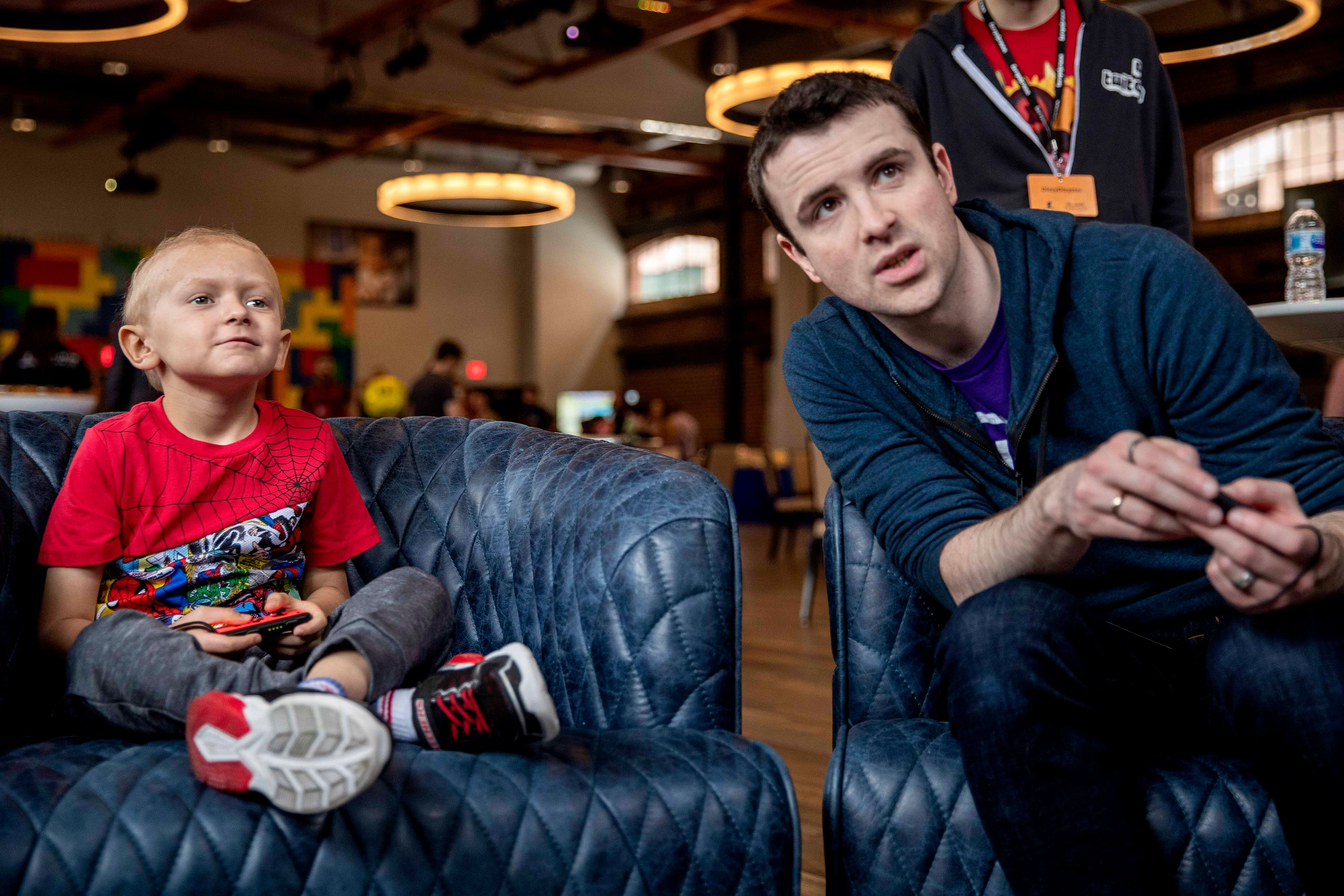 For DrLupo, using his channel to fight childhood cancer makes sense