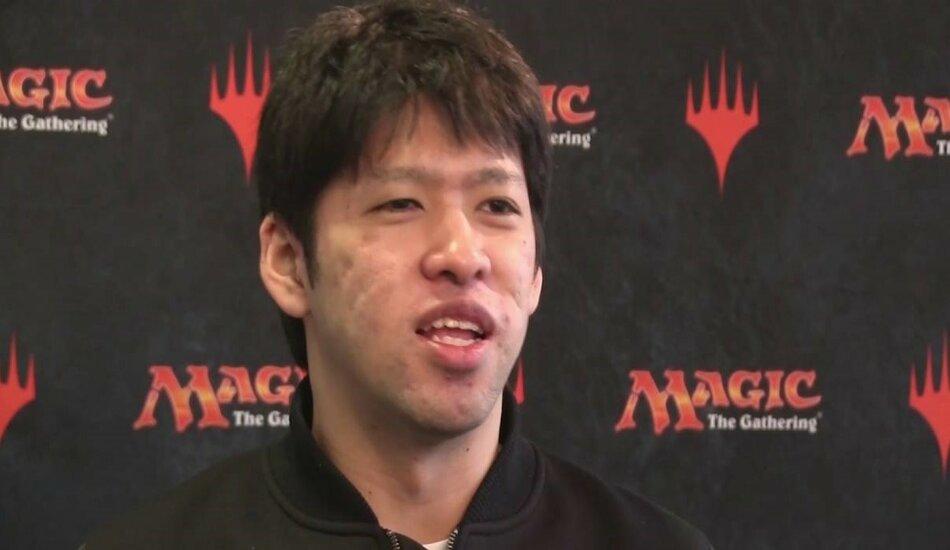 Yuyya Watanabe Magic The Gathering Pro player Mythic Championship II London