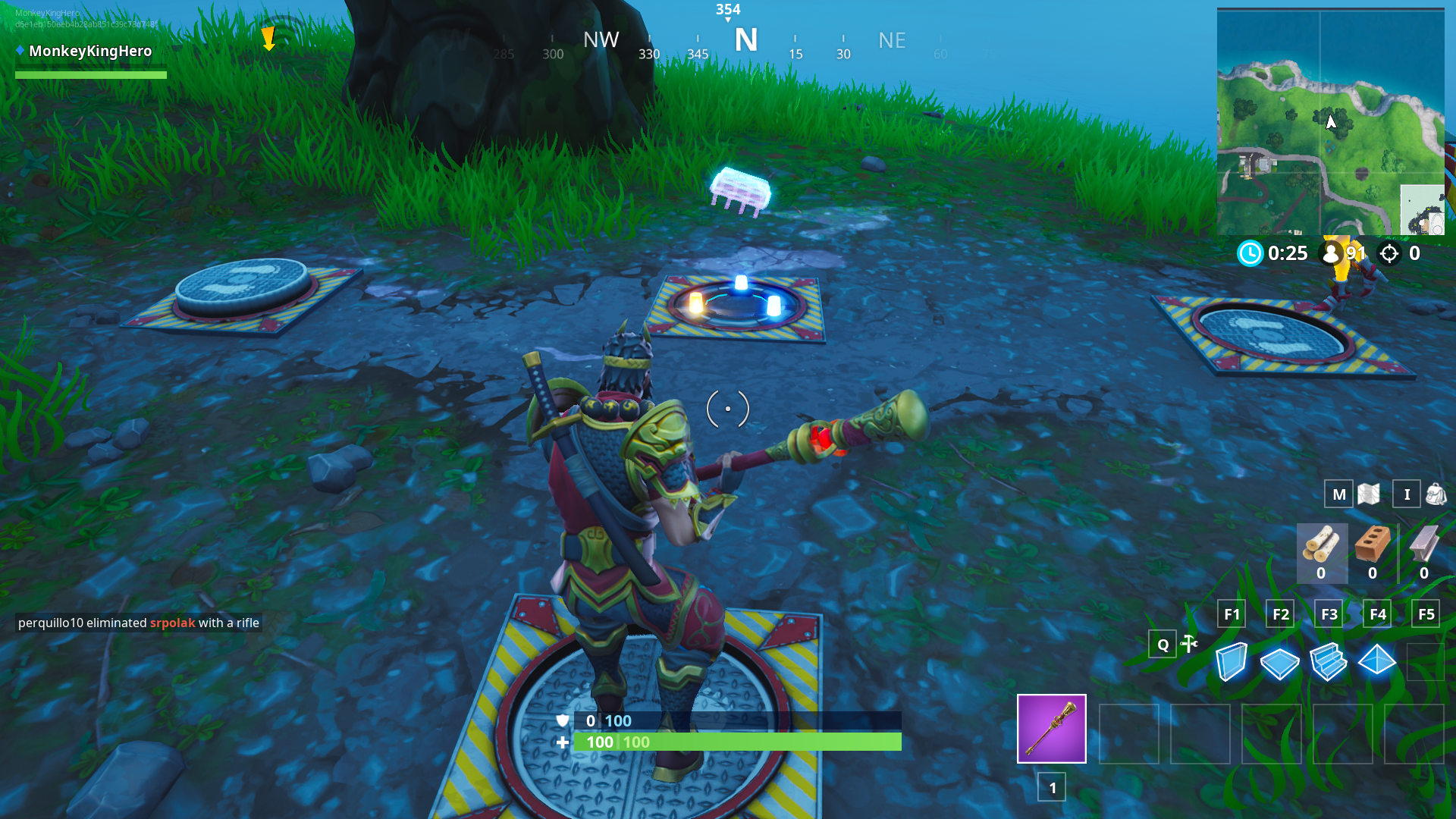 Fortnite Fortbytes 22 Location Fortnite Fortbyte 82 Location Accessible By Solving The Pressure Plate Puzzle Nw Of The Block Dot Esports