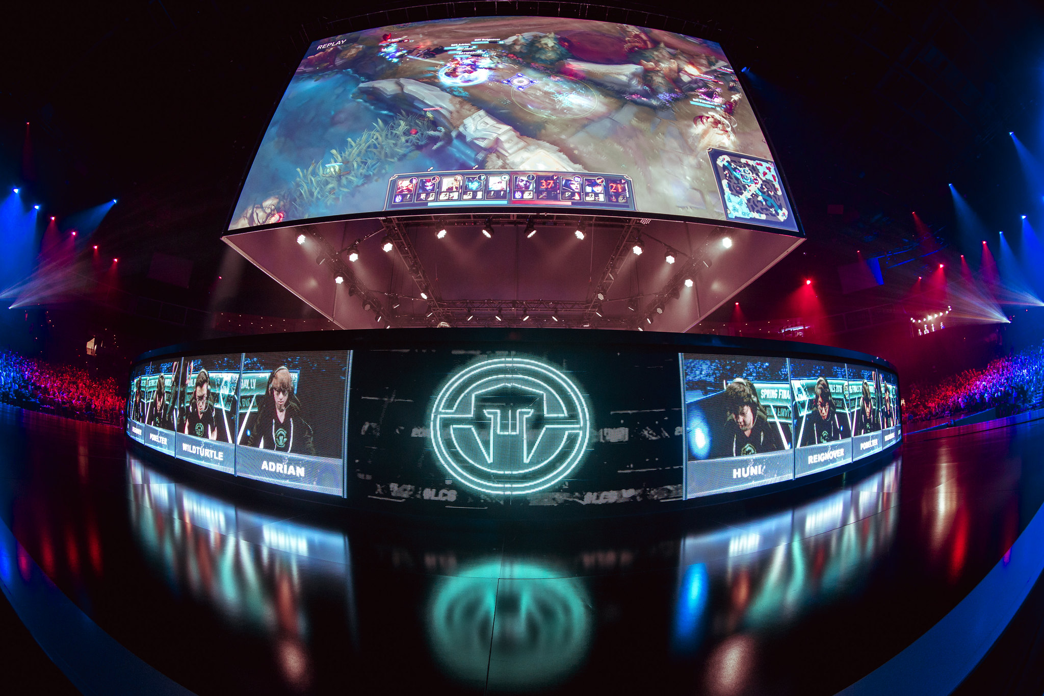Immortals - Stage