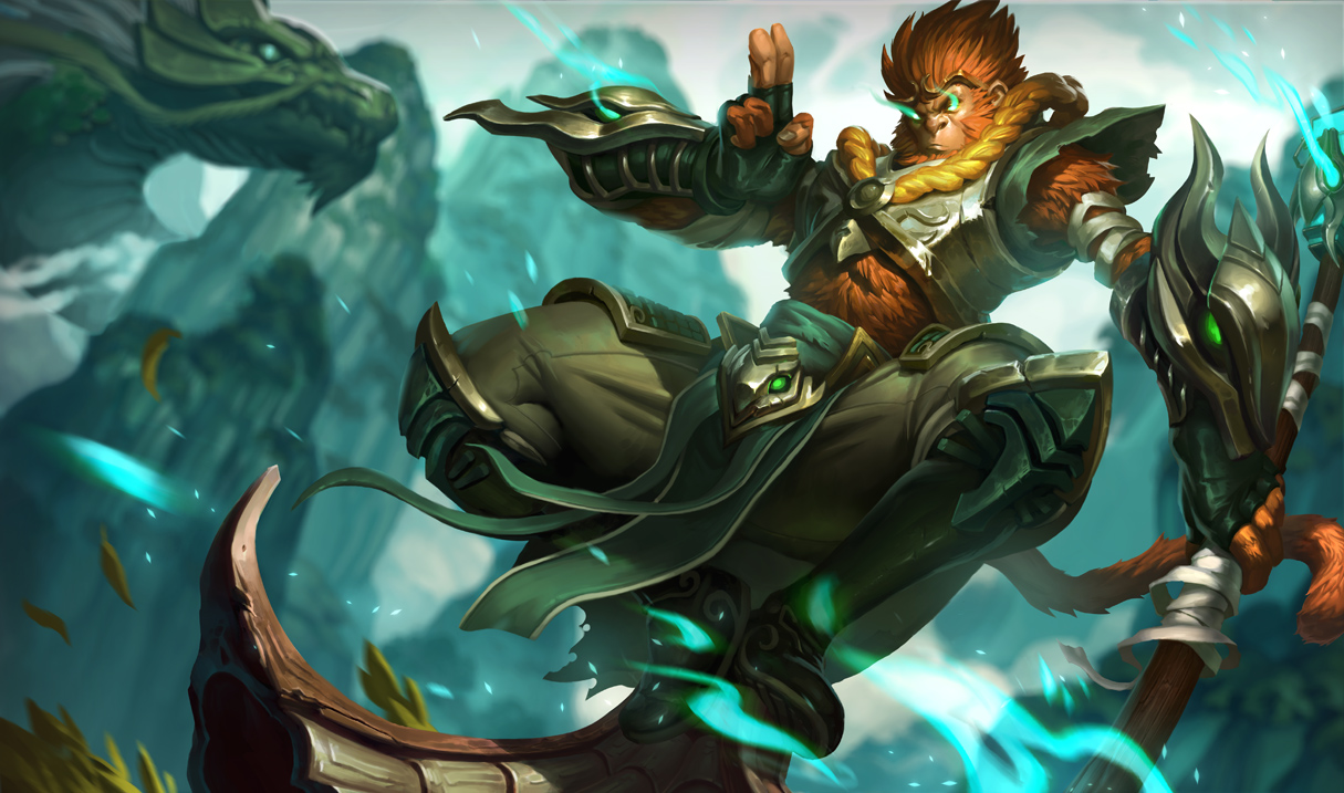 Wukong changes