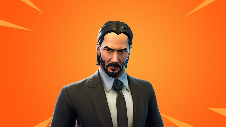 John Wick Could Come To Fortnite Battle Royale As A Skin Soon Data Miners Find Dot Esports