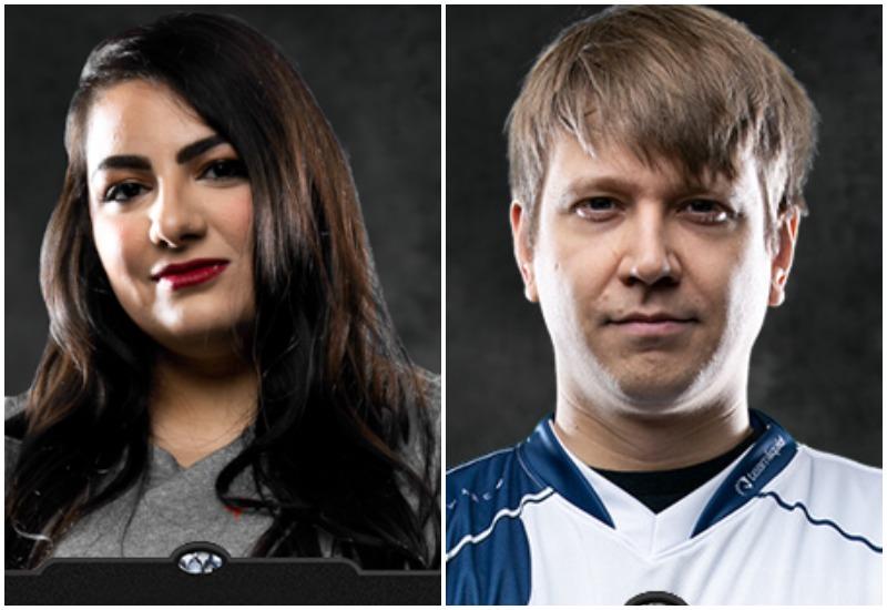 "Janne ""Savjz"" Mikkonen and Jessica Estephan MTG MPL additions"