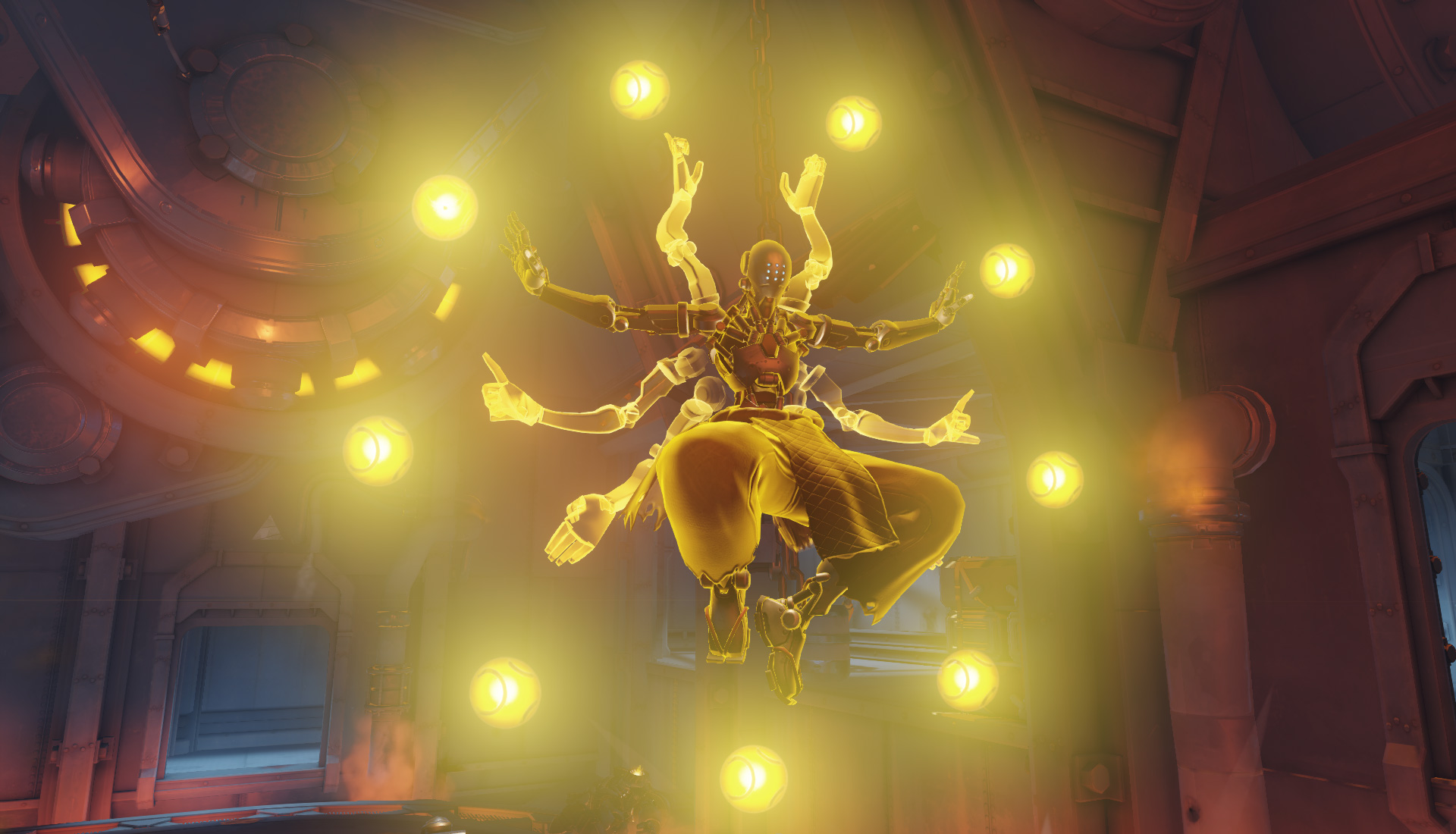 Overwatch's latest Experimental Card tests support hero changes