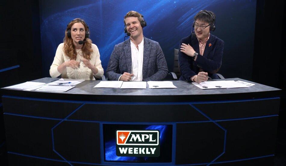 MTG MPL Weekly