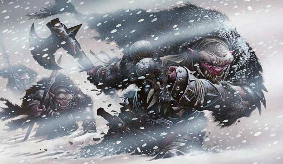 MTG Modern Horizon Snow Archetype