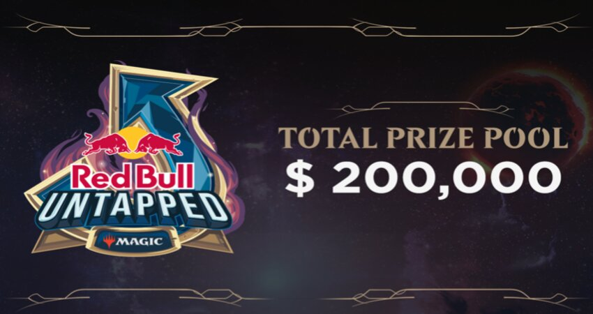 Red Bull and Magic The Gathering MCQ tournaments for Mythic Championship VI