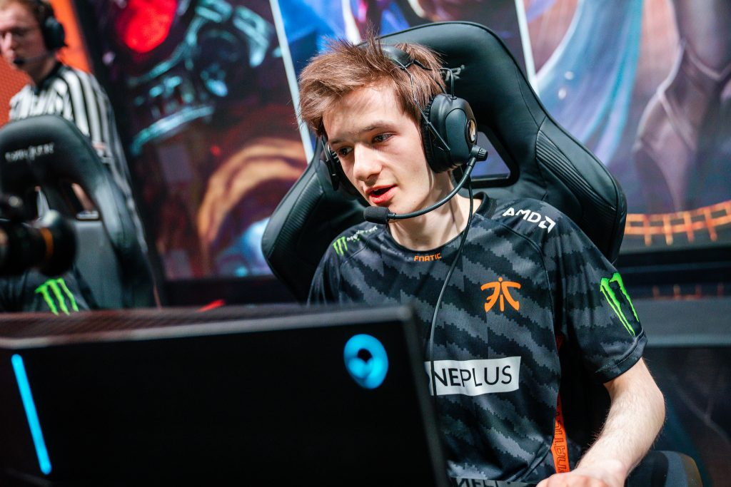 """FNC Nemesis on Pro View: """"It's one of the worst things that Riot could do  to pro players that are good""""   Dot Esports"""