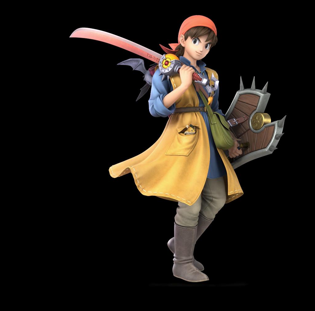 All Dragon Quest Hero Alternative Costumes In Smash Bros Ultimate Dot Esports