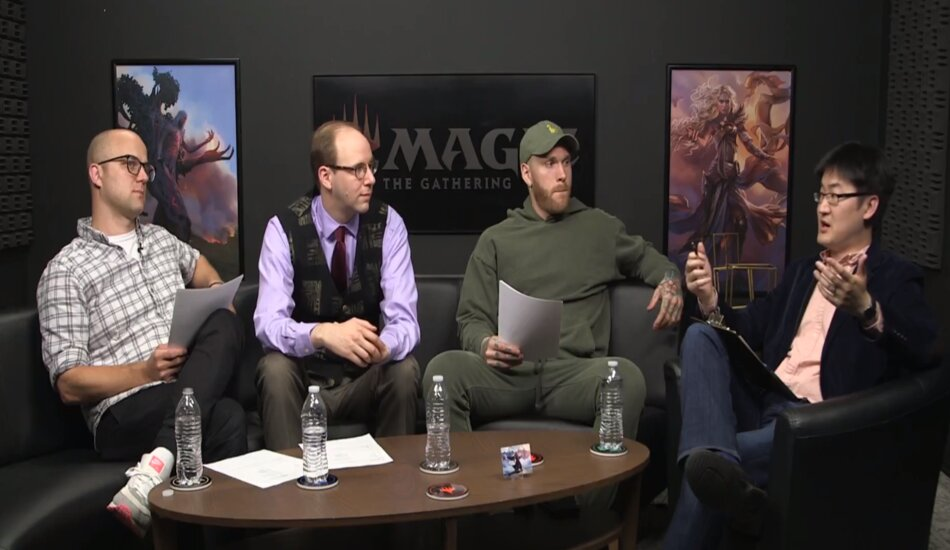 MTG Weekly live twitch channel