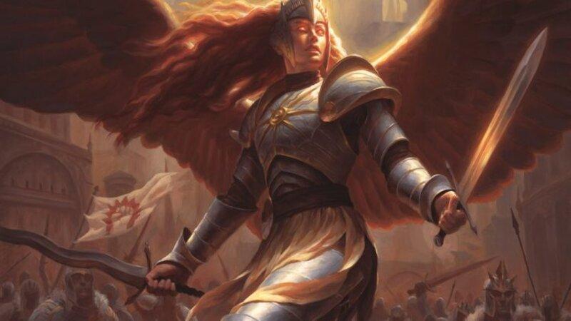 Aurelia MTG angels in Standard